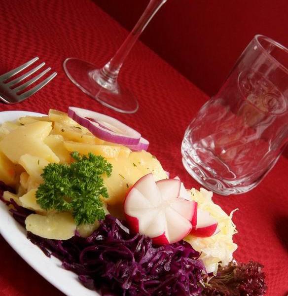 Kis osztrák saláta