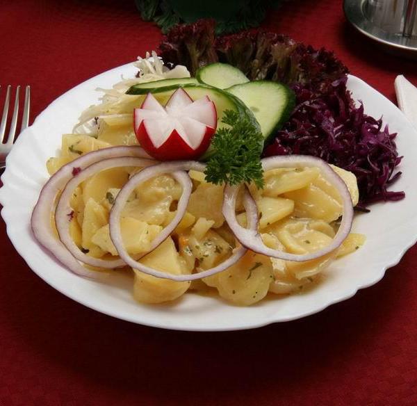 Nagy osztrák saláta